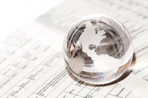 glass globe finance