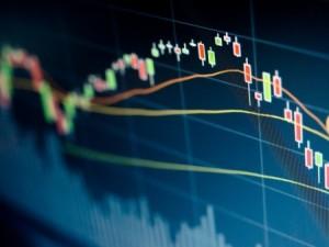 stock markets graph